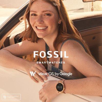 Die neuen Smartwatches von Fossil jetzt bei uns - Die neuen Smartwatches von Fossil jetzt bei uns